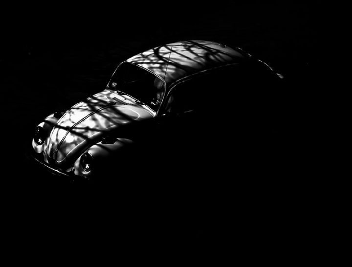 car-in-dark